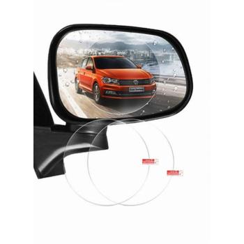 Auto Spoguļu Pretapmiglošanās Līmplēve Apaļas Formas 100x100mm
