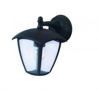 Wall Lantern Frame Down E27 Bulb