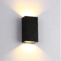 Mājas Fasādes LED Apgaismojums 12W (Melns)