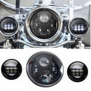 Harley Davidson Priekšējie LED Lukturi (2)
