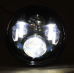 LED Jeep High / Low beam Headlamp with Gauge Ø180mm