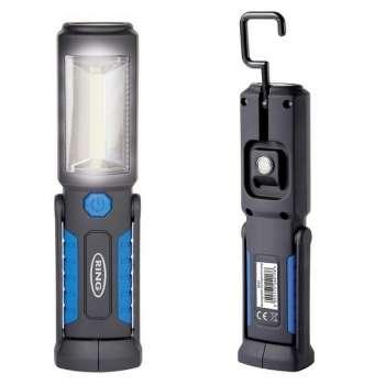 LED RING Magnētisks servisa lukturis