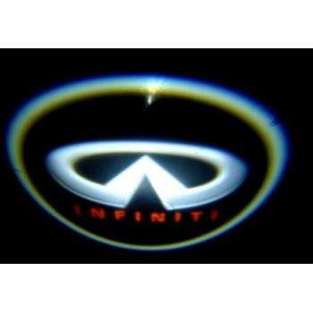 Universāls iebūvējams Infinity Logo