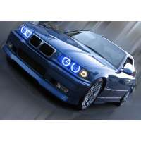 LED Angel Eye BMW E36/ E39 / E38 Blue