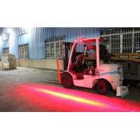 Spot/Red light For Forklift 18w