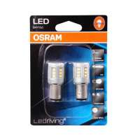 LED two contacts Osram P21 / 5W (BAY15D) (Couple)