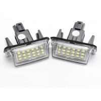 Toyota Camry, Prius, Verso, Yaris LED Numura Apgaismojums (Bez Kļūdu)