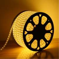 LED Strip 220V 5050/60 IP65 Warm White (3000K)