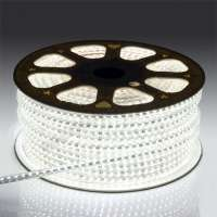 LED Strip 220V 5050/60 IP65 White (6000K)