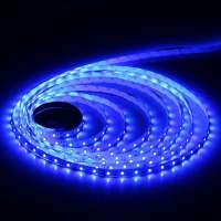 LED strip 3528/60 Blue IP65 4.8W/m (500Lm)