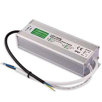150w 12,5A Barošanas Bloks LED Lentām