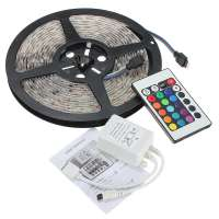 Led Strip Set 5 meters 5050/60 RGB Multicolour IP20