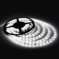 LED Strip White IP65 3528/60SMD 3.5W/m (500Lm)