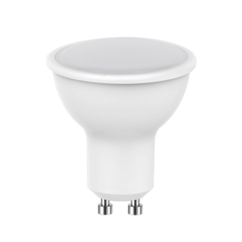 GU10 LED Spuldze 10W 1000Lm Silti Balta 2700k Gaismas Leņķis 110°