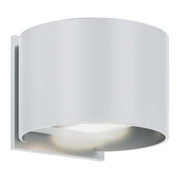 Mājas Fasādes LED Apgaismojums Ovāls Korpuss 7W (Balts)