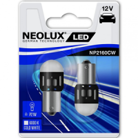 LED Marker bulbs Neolux P21W (BA15S) (Pair)