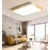 18W LED Kvadrāta Virsapmetuma Panelis 300x300mm Silti Balta Gaisma 2700k