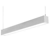 20W Led 550mm Lineārais Panelis Ofisam Neitrāli Balts 4000k