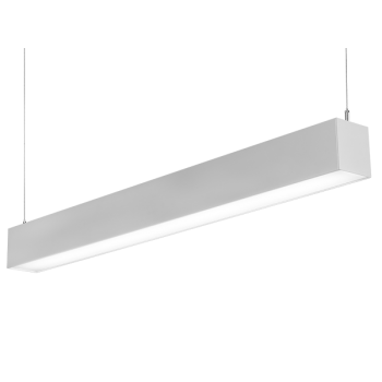 42w Led 1160mm Lineārais Panelis Ofisam Neitrāli Balts 4000k
