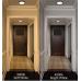 12W LED Virsapmetuma Panelis 230mm Neitrāli Balta Gaisma 4500k