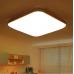 12W LED Zelta Virsapmetuma Panelis 300*300mm Silti Balta Gaisma 2700k