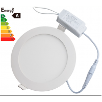 Led Panel 24w Round Warm White 3000k