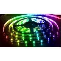 Led Lenta 5050 30 RGB Daudzkrāsu IP20