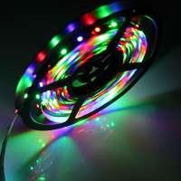 Led Lenta 5050 60 RGB Daudzkrāsu IP20