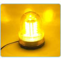 60 LED Beacon lights magnet Amber