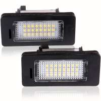 Audi A7 / A6 / A1 CanbusLed license Plate Light (pair)