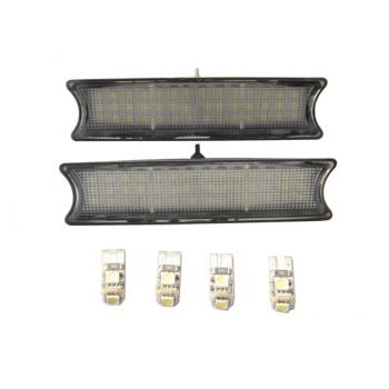 BMW E60-E65 LED Salona-Griestu Apgaismojuma Panelis (078)