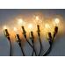 E27 G125 Led Bulb Filament 6.5W/810Lm Day White 4500k