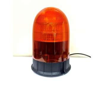 Led Magnētiska Bākuguns 16 LED Super Spoža Oranža