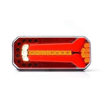 LED Lukturis, Bremzes, Atpakaļgaitas, Gabarīta un Pagrieziena Rādītāja Lukturis