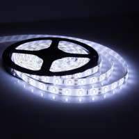 LED strip 24v White 5050 / 60SMD IP65 14.4 W / m (800lm)
