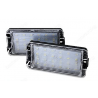 Seat Leon99-05/ ToledoIII/ Altea Led license Plate Light canbus (pair)