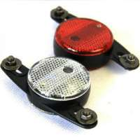 Bicycle LED Spokes (Red / White)