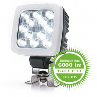 WAS LED Work Lamp 58W / 6000Lm