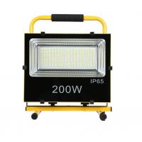 LED SMD Prožektors Ar Akumulatoru 200w/17200Lm Neitrāli Balta Gaisma 4500K