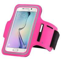 "Universal Sports Bracelet for Phone 5.0"" (Pink)"