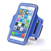 Universal Sports Bracelet for the Phone (Blue)