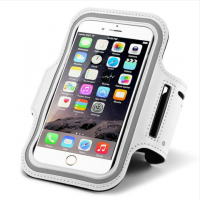 Universal Sports Armband Holder for the phone (White) 5.00""