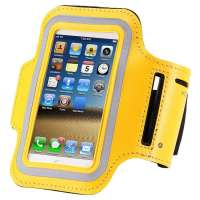 Universal Sports Bracelet for the Phone (Yellow)