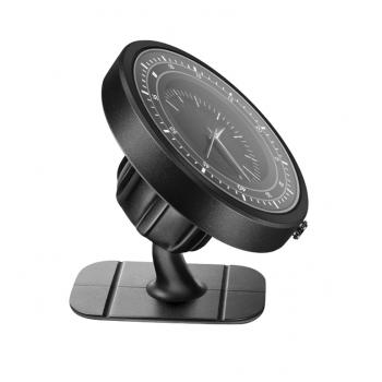 Mobilo Telefonu Magnēta Turētājs Uz Paneļa Pulkstenis